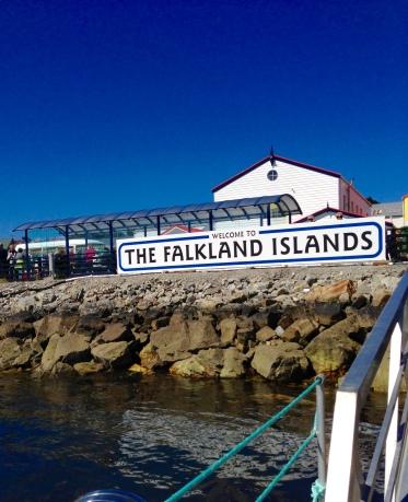 Stanley, Falklandsöarna.